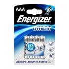 Energizer FR03 AAA Lithium